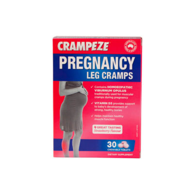 Relief from Pregnancy Cramps