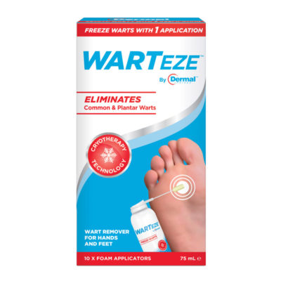 Dermal Therapy wart treatment