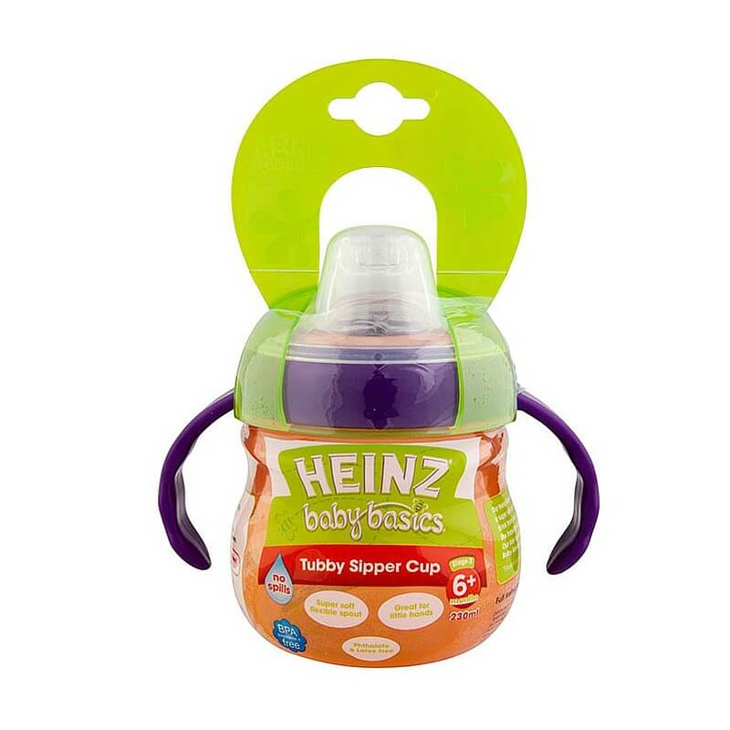 Heinz Tubby Sipper Cup